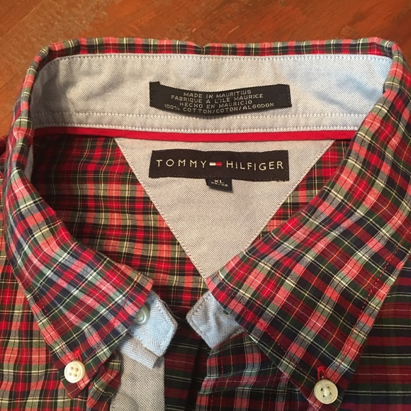 Tommy Hilfiger Other - ‼️Tommy Hilfiger men's button down.
